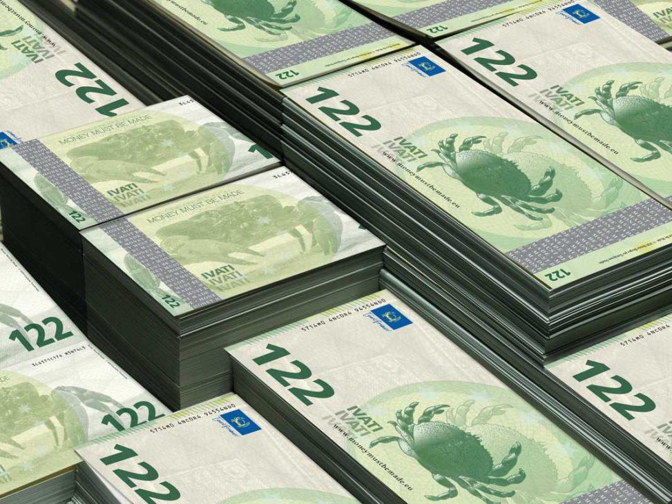 money, Berger, tostapane studio